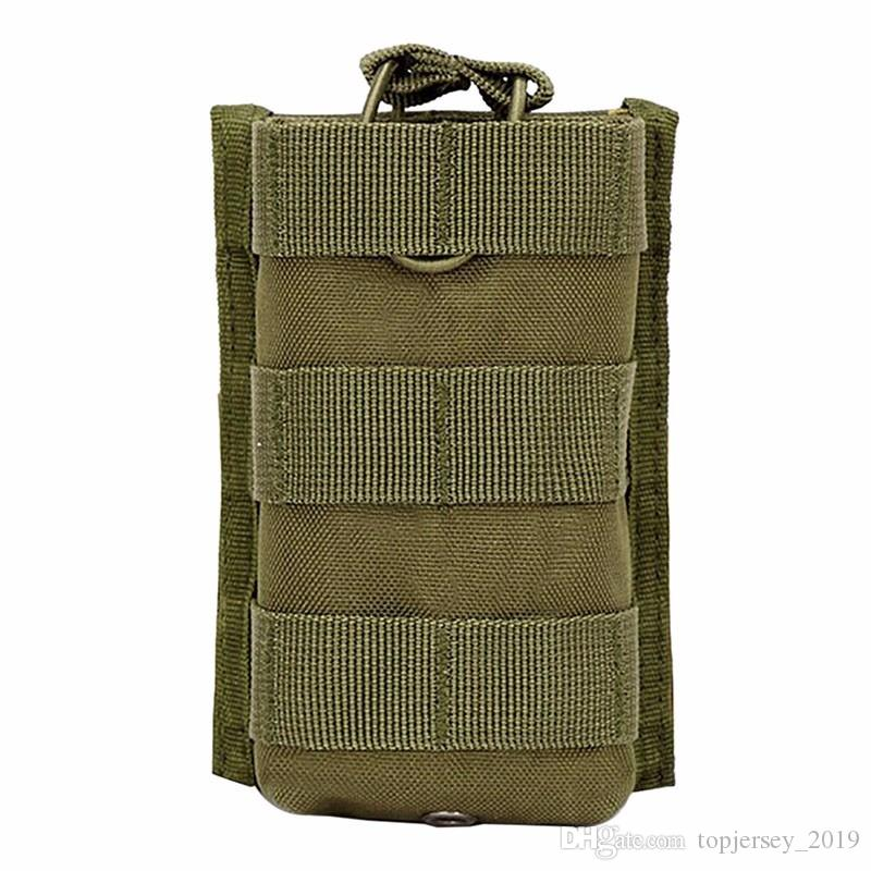 M4 M16 Pouch 5:56. 223 Magazine Pouches Tactical Hunting Talkie Bags New Style Molle Rifle Mag Pocket Sports Pendant Package #85916