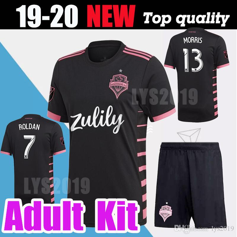 purchase cheap bf299 13f69 Adult Kit 2019 2020 Seattle Sounders FC Soccer Jersey 19 20 RUIDIAZ MORRIS  DEMPSEY TORRES uniforms kits Football Jerseys Shirt