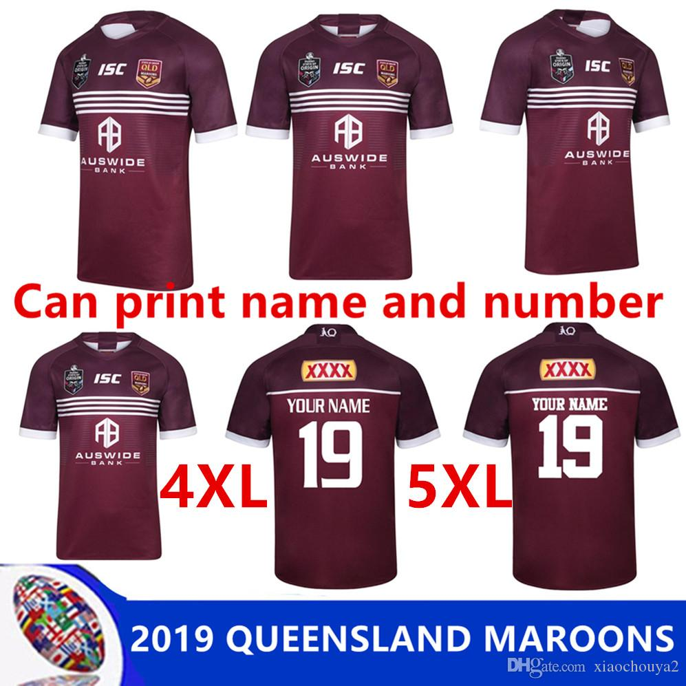 1a0245888 2019 2019 MAROONS INDIGENOUS JERSEY MENS BILLY SLATER JERSEY QUEENSLAND  MAROONS 2018 2019 MAROONS JERSEY Size S M L XL XXL 3XL 5XL Can Print From  ...