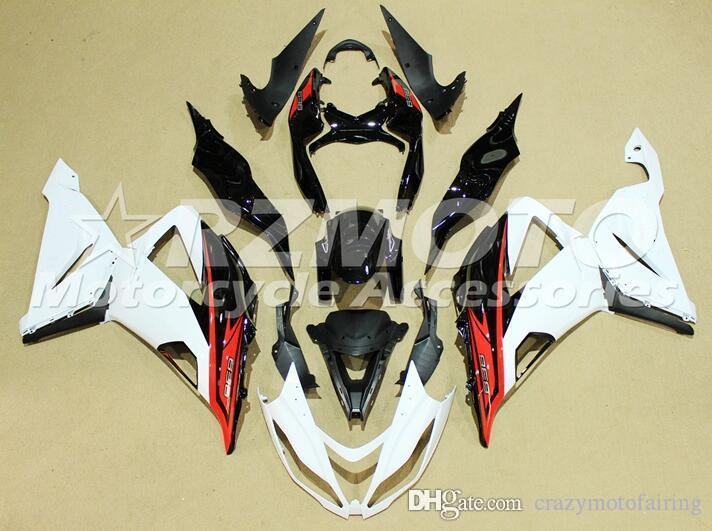 New Injection ABS motorcycle fairings kits fit for kawasaki Ninja ZX6R 636 2013 2014 2015 2016 ZX-6R 13 14 15 16 set yellow white black red