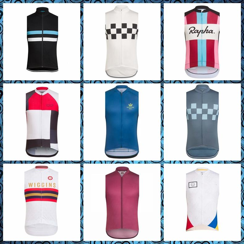 RAPHA team Cycling Sleeveless jersey Vest New 2019 Hot Bike Clothing Fashion Breathable ropa ciclismo fashion Top 51778