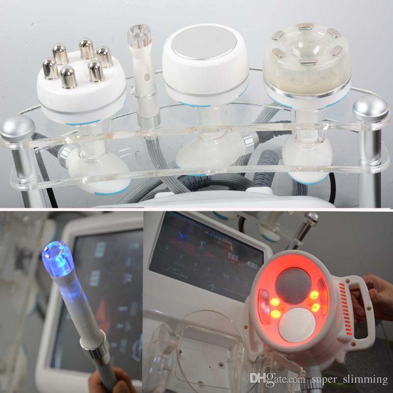 velashape 슬리밍 기계 진공 롤러 다기능 슬리밍 아름다움 기계 진공 RF 체중 감소 캐비테이션 rf 눈