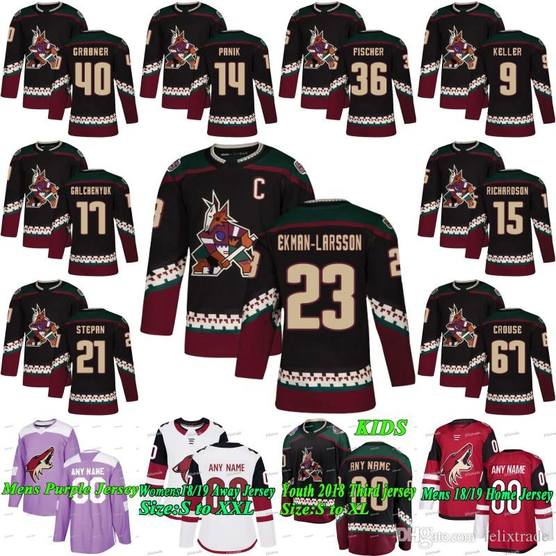 promo code 23742 99f2a low cost arizona coyotes alternate jersey 5be0b 66b72