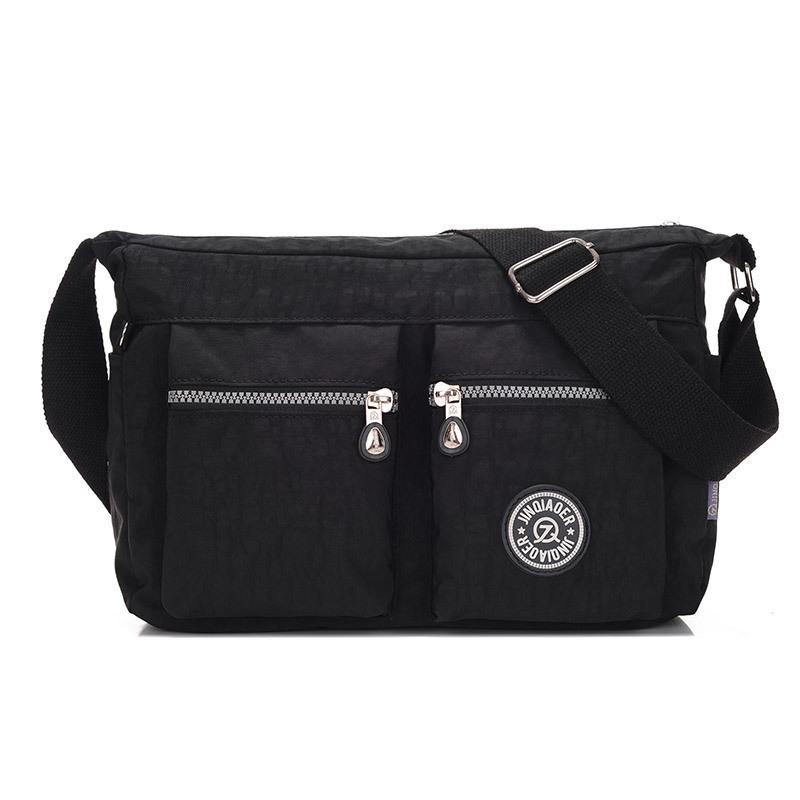 ae684f2167 Fashion Crossbody Bags Female Summer Beach Casual Shoulder Bags Waterproof  Nylon Messenger Bags Travel Handbags Bolsas Tote Shoulder Bags For Men  Fiorelli ...
