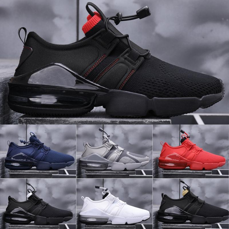 Mens 27C V2 Cushion Designer Shoes Sneakers Trainers Sports Athletic Triple Black Outdoor Jogging running shoes 40-45