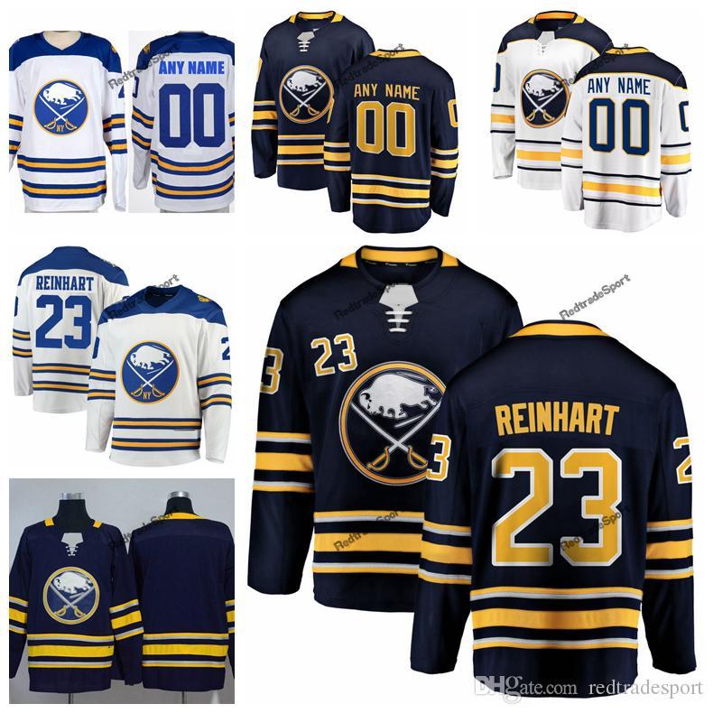 35a8aef5450 2019 2018 Winter Classic Sam Reinhart Buffalo Sabres Hockey Jerseys Mens  Custom Name 23 Sam Reinhart Stitched Shirts S XXXL From Redtradesport, ...