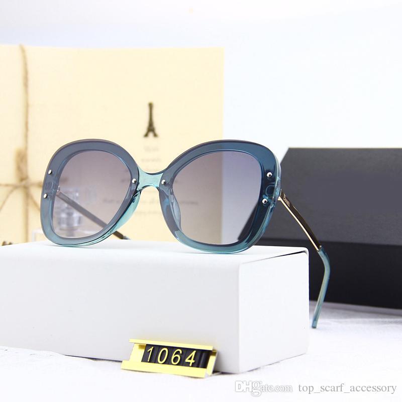 dab80947ee2c Luxury Design Woman Sun Glasses Polarized Summer Beach Travel Accessories  Men Women Original Box Best Sunglasses Dragon Sunglasses From  Top scarf accessory