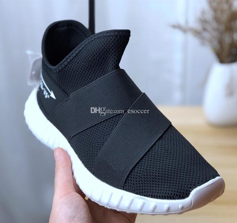 best website f91d9 3697e Y3 tubular Black White Breathable Running Shoes Kanye West V5 5.0 Boots  Womens Y-3 kanye Sports Sneakers Size 36-45