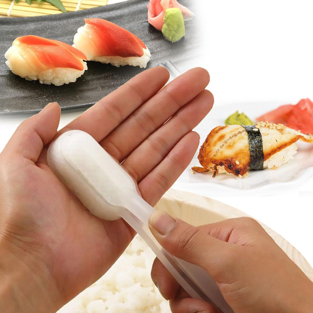 How to make onigiri with mold