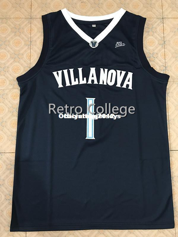 f90f28f55011 2019 Villanova Wildcats 1 Jalen Brunson 2018 Final Four Champions Blue White  College Basketball Jersey Customize Any Number And Vest Jerse Ncaa From ...