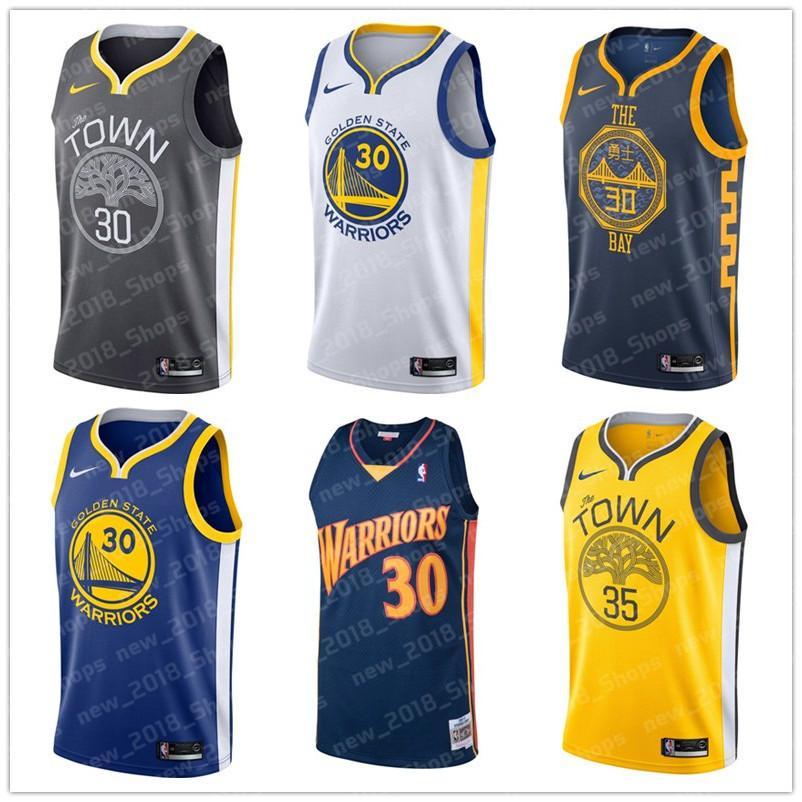 finest selection d0cda c41e5 men Durant jersey Warriors Basketball Curry fast Golden # State 30 Stephen  #35 Kevin Draymond 23 Green Andre 9 lguodala Klay 11 Thompson