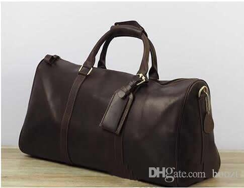 560a05b4981d Hot Sale New Fashion Men Women Travel Bag Duffle Bag, Brand Designer Luggage  Handbags Large Capacity Sport Bag 60CM Duffel Bags Book Bags From Boozt, ...