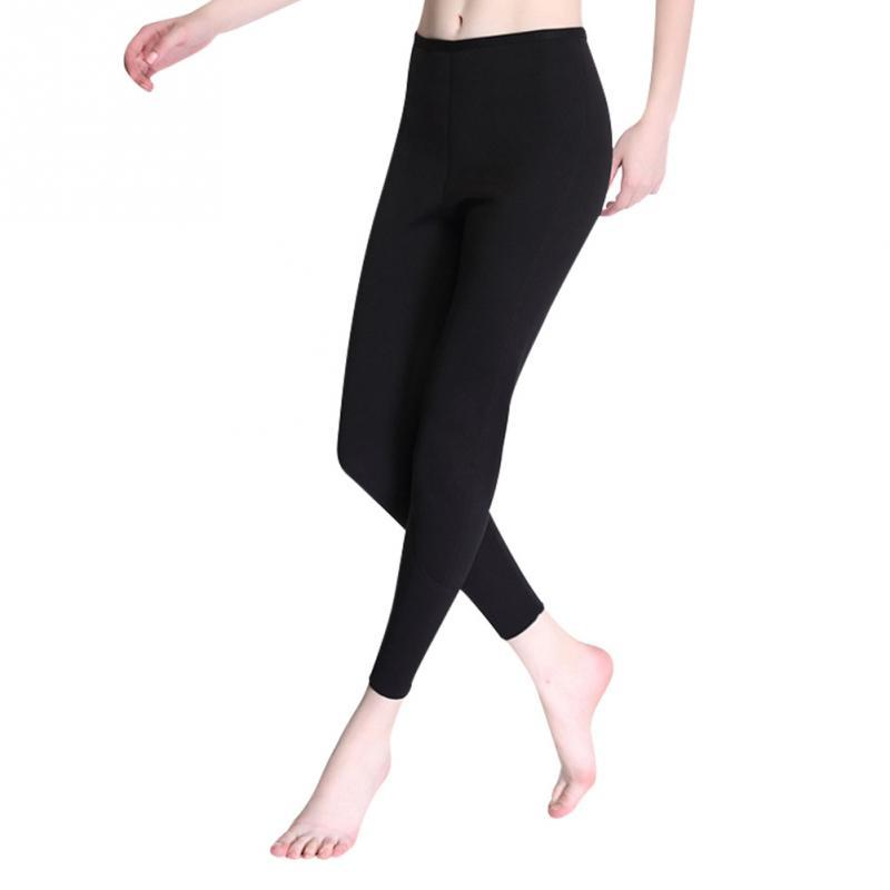 7dcaa10e84 2019 Fitness Sports Men Women Slimming Sauna Legging Pants Hot Sweat Body  Shape Training Tights Gym Fitness Leggings From Suipao, $26.98 | DHgate.Com
