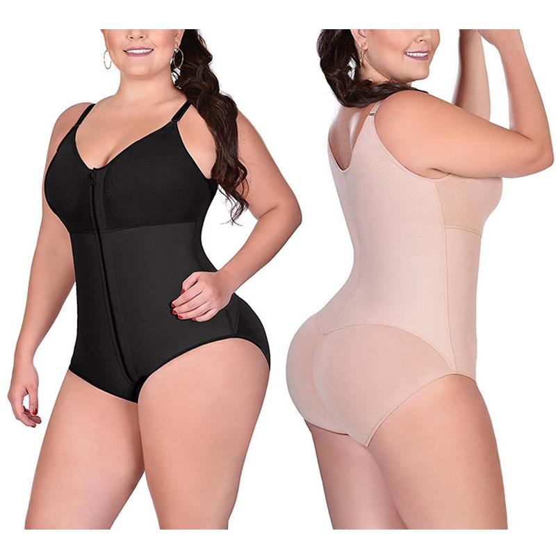 bf2f5f3ec3 Women Slimming Push Up Bodysuits Sexy Open Crotch Design Body Shaper Tummy  Control Lift Up Hip Waist Shapewear Plus Size 5XL 6XL UK 2019 From  Nancypeng422