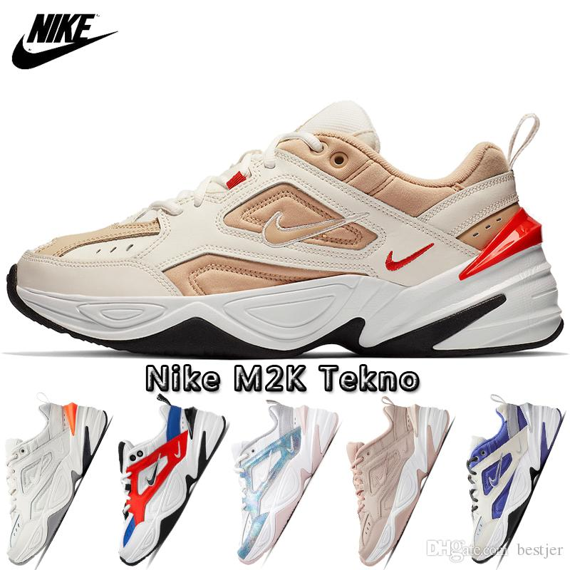 Air 2019 NEW airs Monarch the M2K Tekno Dad Zapatillas deportivas para correr Off Top quality Women Mens Designer Zapatillas Sports Trainers Sneakers