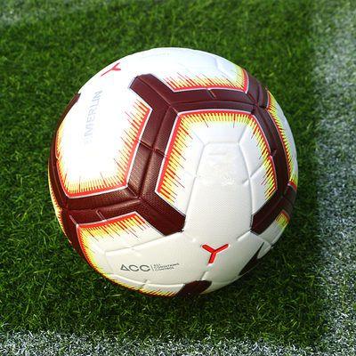 e7d5396bf7d62 Compre Venda Quente 2019 Nova Temporada Inglaterra League Bola De Futebol  Top Bola De Futebol PU Tamanho 5 Futebol Anti Slip Granules Bola De Futebol  De ...