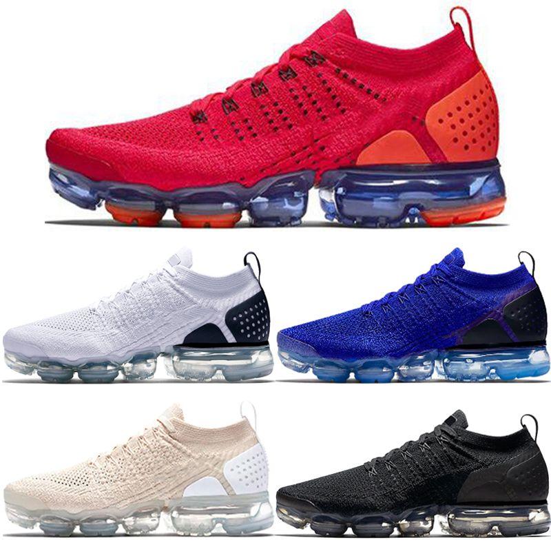 60a823083e Compre Nike Air Vapormax 2.0 Shoes 2.0 Red Orbit Plus Calçados Femininos  Triplo Preto Empoeirado Cactus Athletic Sports 2 Branco Preto Racer Azul Ao  Ar ...