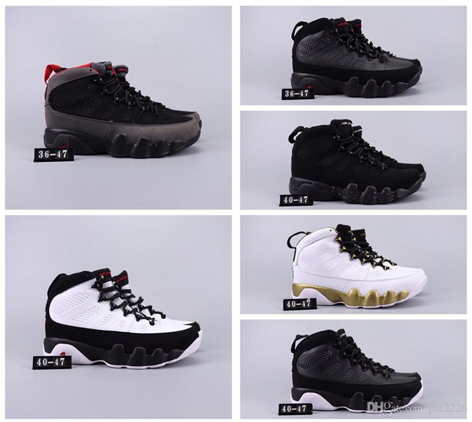 69396022c3a2d8 Acquista Air Jordan 9 Scarpe Da Basket Retrò Aj9 Mens IX Scarpe Da Moto  Space Jam Antracite Barons The Spirit Doernbecher 2010 Conto Alla Rovescia  Il ...
