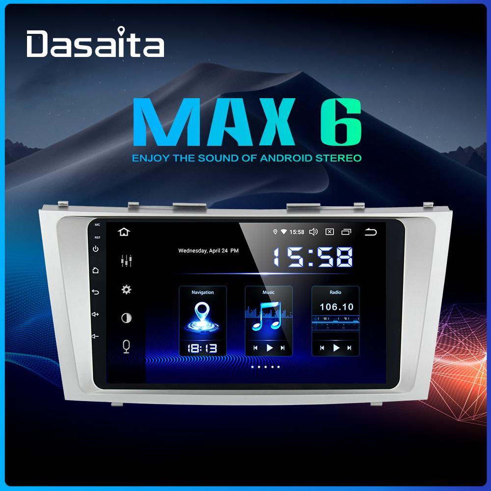 Dasaita 9 Car Android 9 0 Autoradio for Toyota Camry 2006 2007 2008 2009  2010 2011 GPS Navigation 1080P Video Stereo 64GB ROM