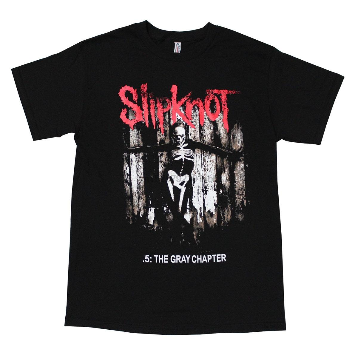 Slipknot Heavy Metal Graphic The Gray Chapter