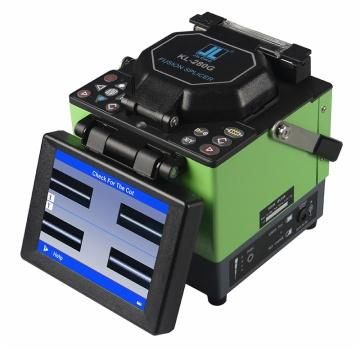 JI LONG KL-280G Core Alignment Fusion Splicer/Fiber Optic Splicing Machine Kit