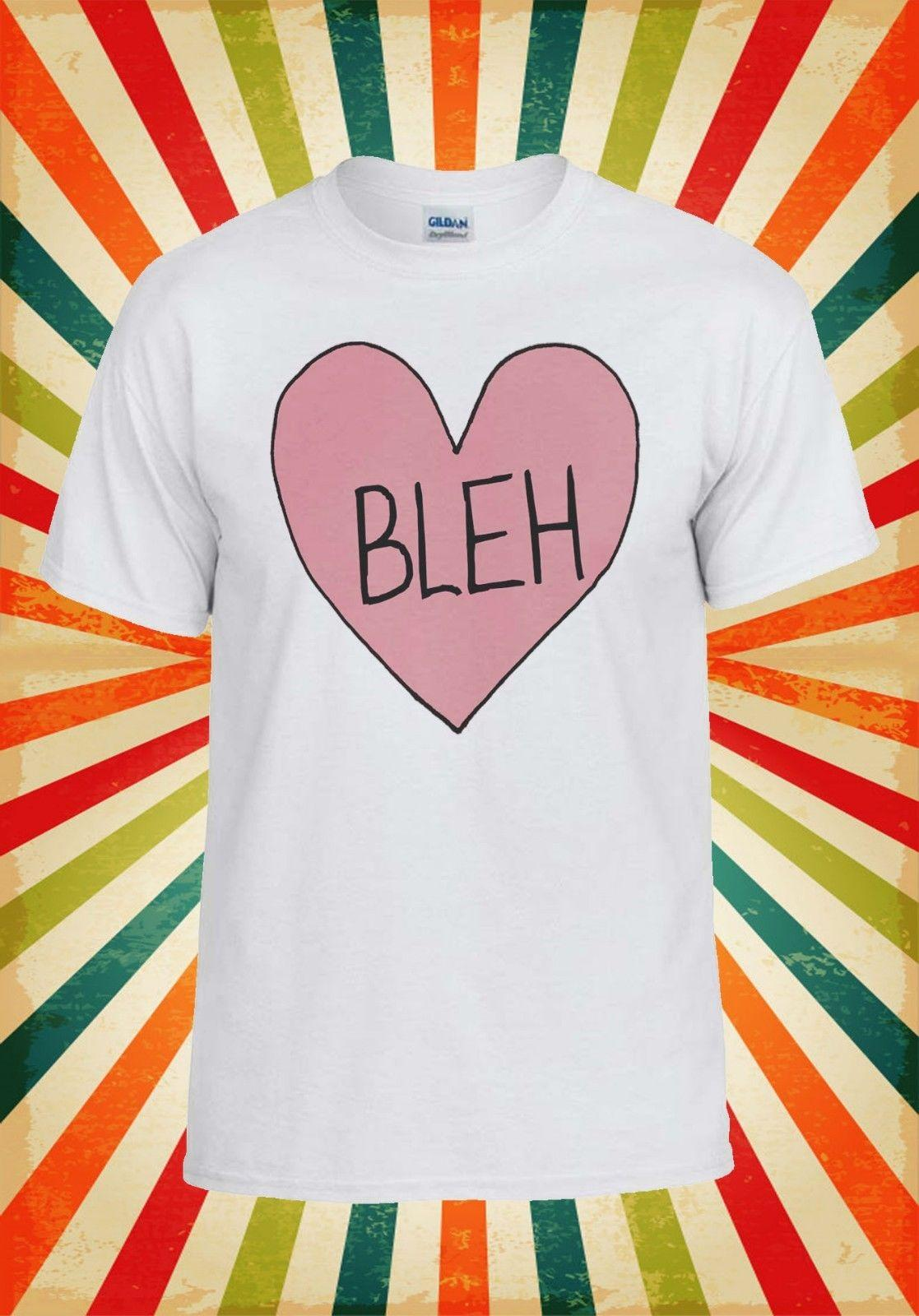 c79546d85 Bleh Broken Pink Heart Whatever Cool Men Women Vest Tank Top Unisex T Shirt  559 Funny Unisex Casual Top Best Deal On T Shirts That T Shirt From  Wrapfairy, ...