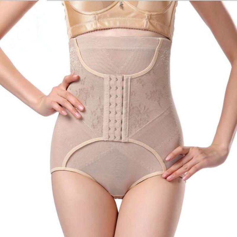 154f3014e9 2019 Women Waist Trainer Panties Tummy Control Panties Butt Lifter Body  Shaper Waist Cincher Corset Hip Panty KKA6422 From Kids dress