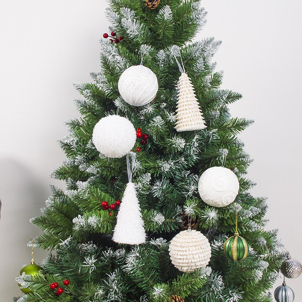 Hot Sale Christmas Tree Foam Ball Baubles Pendant Hanging Ornament Party Home Decoration