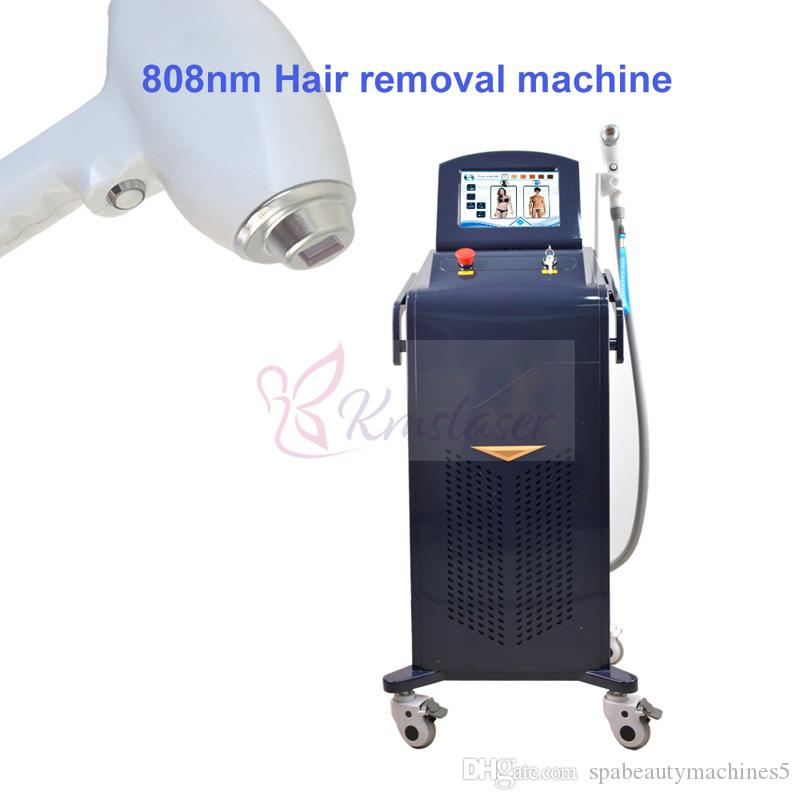 New arrival permanent hair removal 808nm Professional Soprano Device 808nm Diode Laser Hair Removal use manual approved