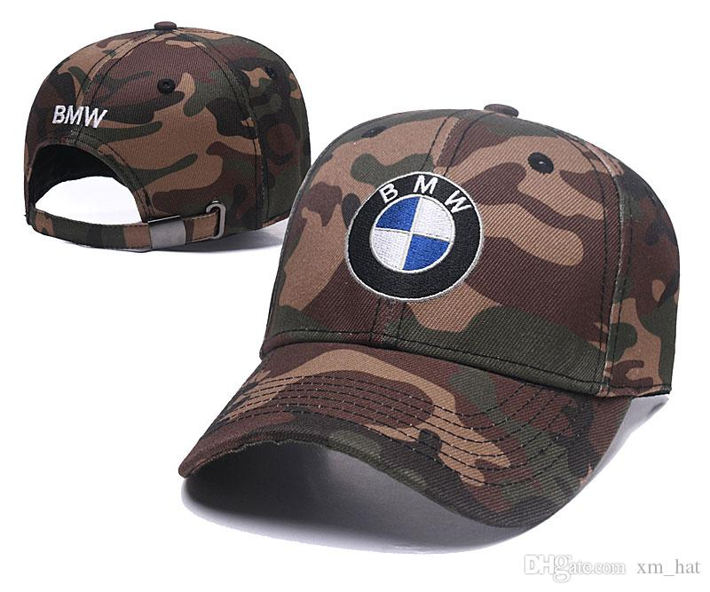 15feb23edd486 2019 New BMW Adjustable F1 Cap Snapback Hats Baseball Caps For Men Women  Sport Hip Hop Mens Womens Bone Gorras Trucker Hats Flexfit From Xm hat