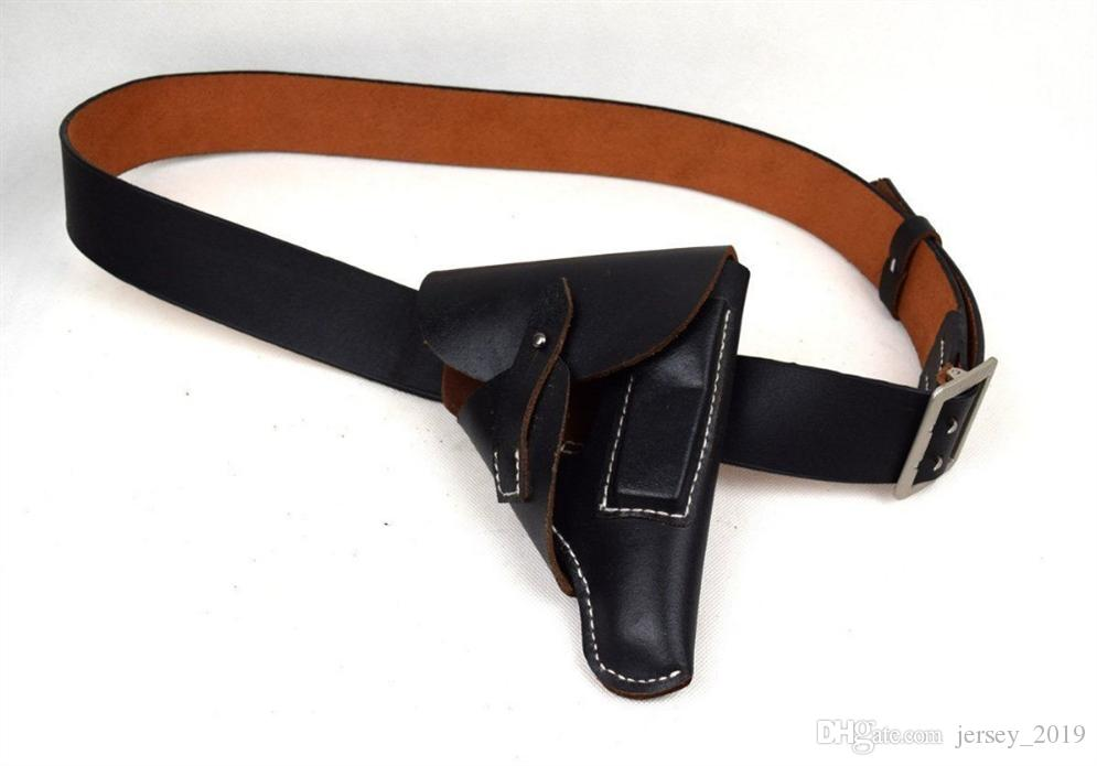 2019 WWII WW2 German Walther PPK Holster And Officer Double Claw
