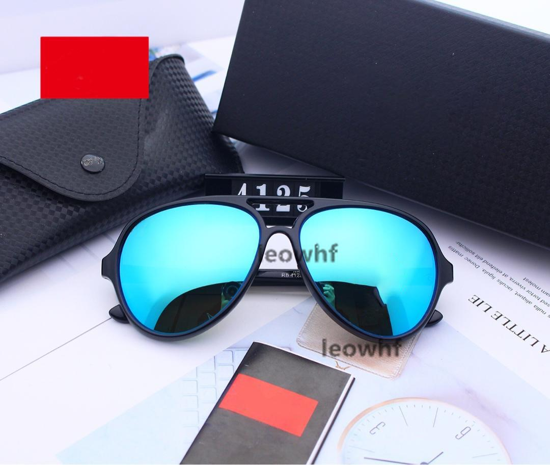 High quality rays Brand Designer CATS 5000 CLASSIC Men Sunglasses UV Protection Outdoor Sport Vintage bans Women Sunglasses Retro with box