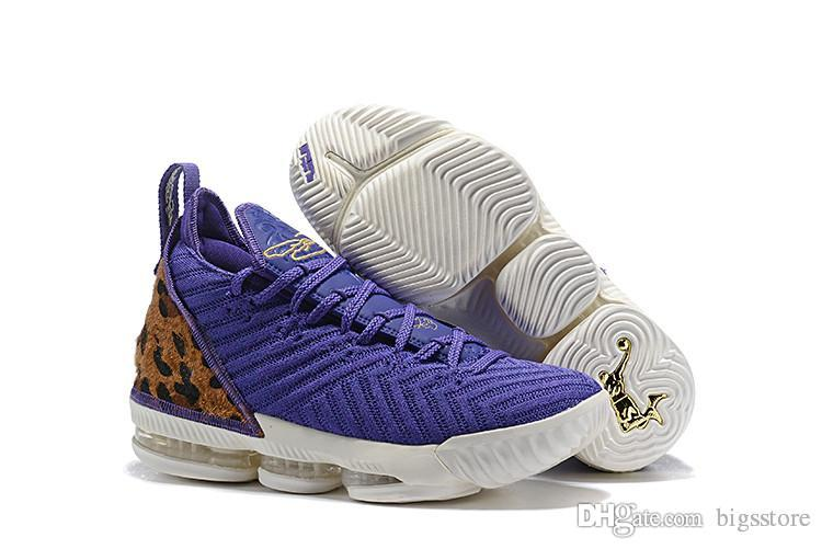 new concept a0840 095d8 Lebron 16 I Promise Equality King Court Purple King Fresh Bred 1 Thru 5  Oreo What The LBJ 15s James 7-12