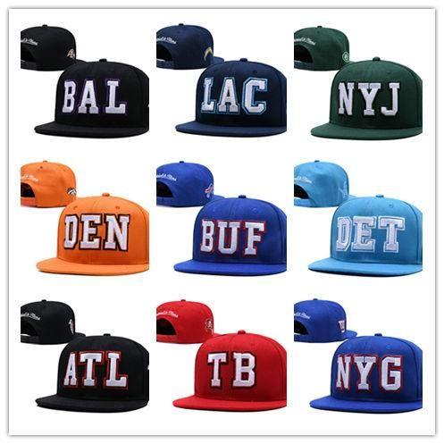 5c17735d54c Top Sale Adult NY Football Snapback Adjustbale Hats for Men Women ...