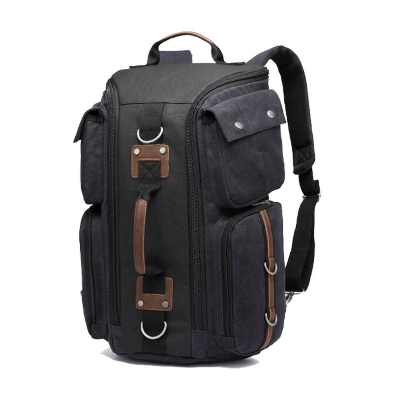 magasin d'usine c1b9a 10dff 2019 Dernier sac de voyage, style pratique Grande capacité Sac à dos  scolaire à double usage Forte Main confortable et multifonctionnelle