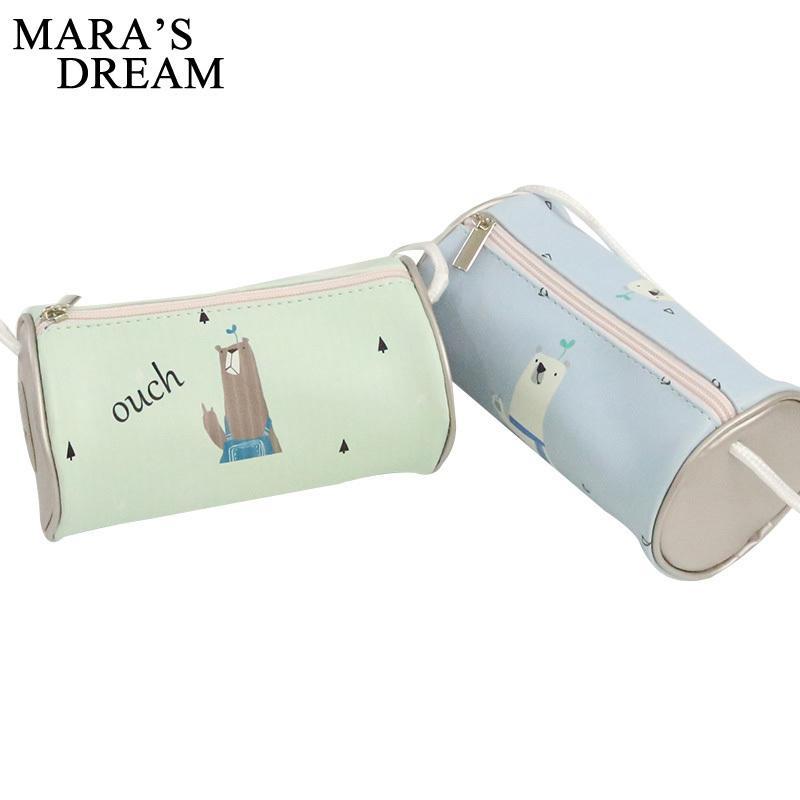 eea6af9ed8b6 Cheap Mara S Dream 2018 New Arrival Women Cross Body Bag Barrel Shaped  Canvas Girls Mini Shoulder Bag Messenger Bags Ladies Clutch Bag Womens Bags  Wholesale ...