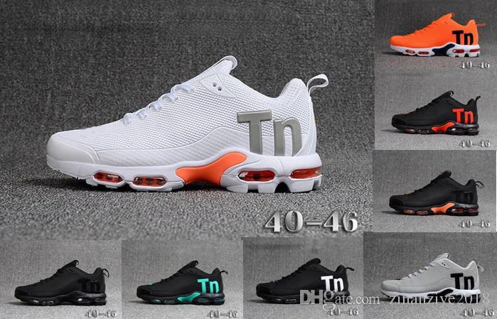 best website be1a9 f4b50 2019 TN Mercurial Air Plus KPU für Herren Laufschuhe Sportschuhe Sohle  Sneaker Designer Sports Chausseures Schuhe Größe 36-45