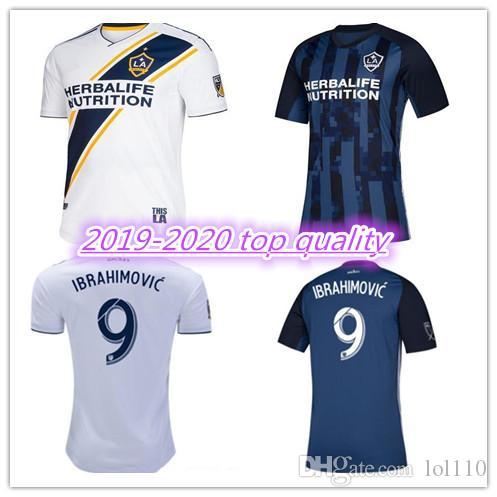 2019 Top Quality LA Galaxy Soccer Jersey 2019 IBRAHIMOVIC Jersey 19 20 Los  Angeles Galaxy Camisa GERRARD GIOVANI BECKHAM DOS SANTOS KAMARA From  Lol110 c6e1e50f4