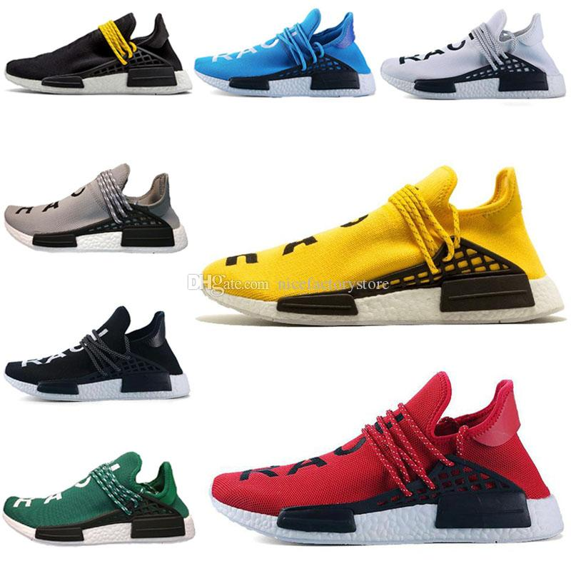 3e0da14eb134c Human Race HU Trail Mens Women Designer Running Shoes Pharrell ...