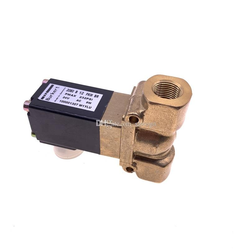 Free shipping alternative CompAir air compressor exhaust solenoid valve 100004439/ 100002569