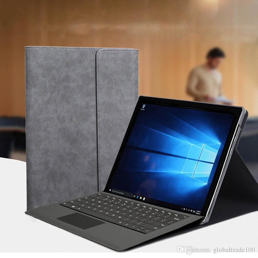 tablet sleeve flip stand cover for microsoft surface pro 4 5 case rh dhgate com