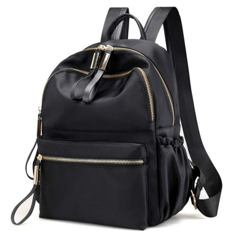 Borsa a tracolla in nylon impermeabile zaini 2019 nuove donne per donna All-matching casuale Back Pack Ladies Daily Bag Travel Bagpack