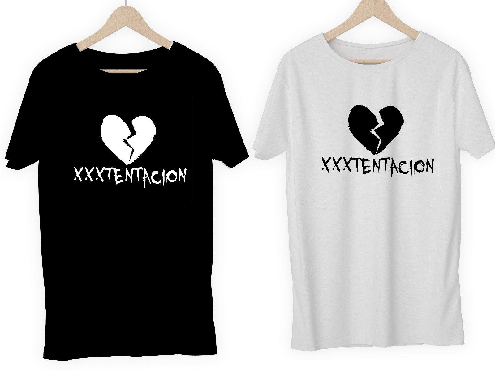 Xxxtentacion T Shirts Or Diy Vinyl Rapper Hip Hop Tumblr Sad Rip Rap