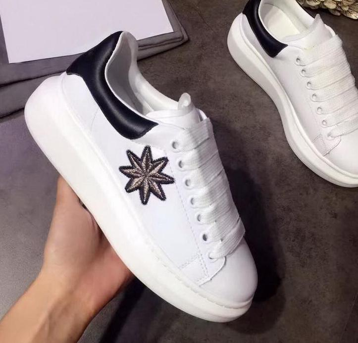Platform All Leather Walking Queen Leisure Casual Shoes FootLocker ... 71a23f2b3b