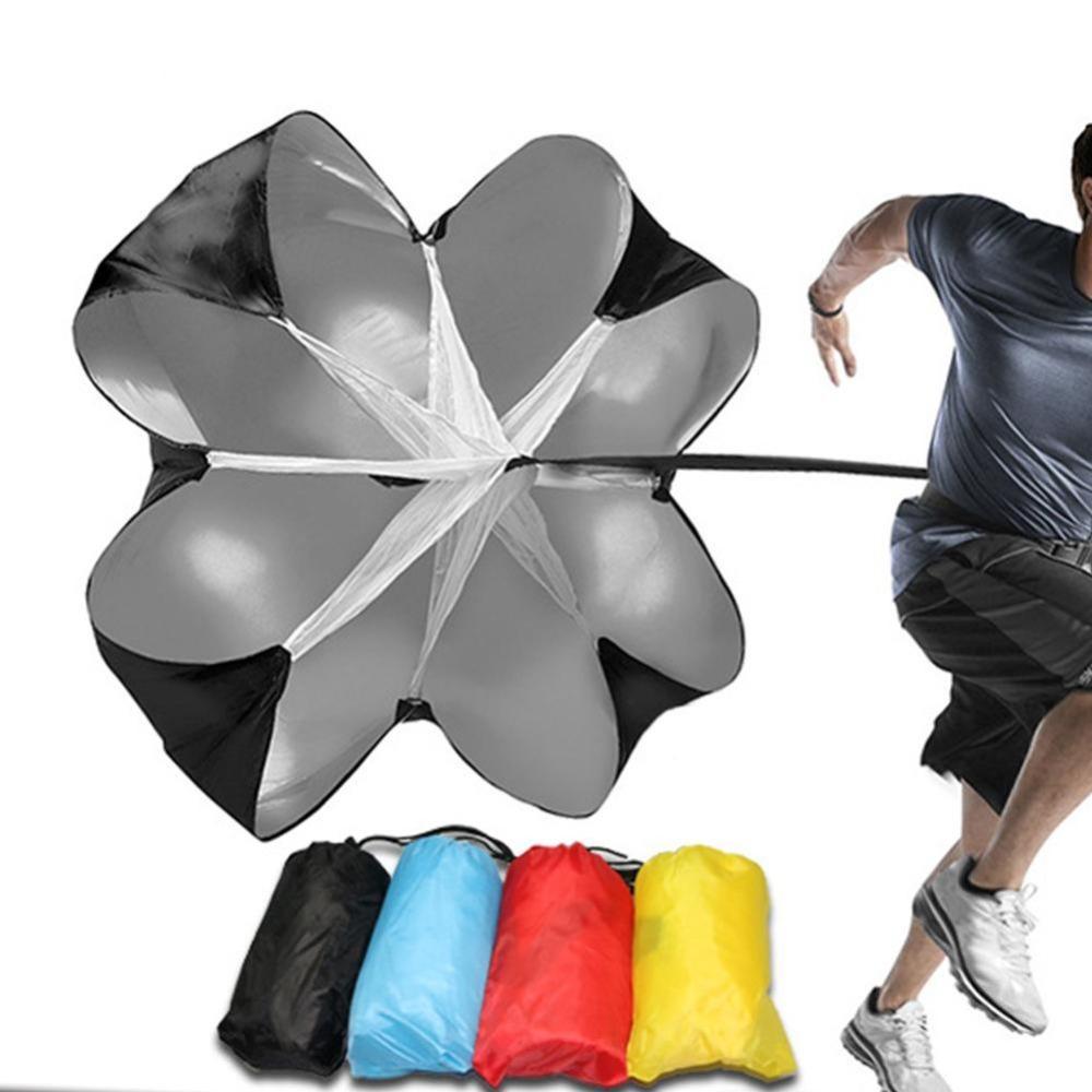 Compre Resistencia De Fútbol Entrenamiento De Fuerza De Paracaídas Aptitud  Física Paraguas Explosivos Fuerza Atlética Paraguas De Velocidad A  18.1  Del ... 34cad093ec9b4