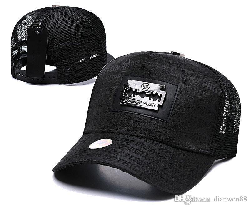 6eec9b92c5a Top quality PP Baseball Caps men women ball hats flexfit casquette luxe  Crocodile designer Dome hat solid Golf ball hat snapback cap DF18G25
