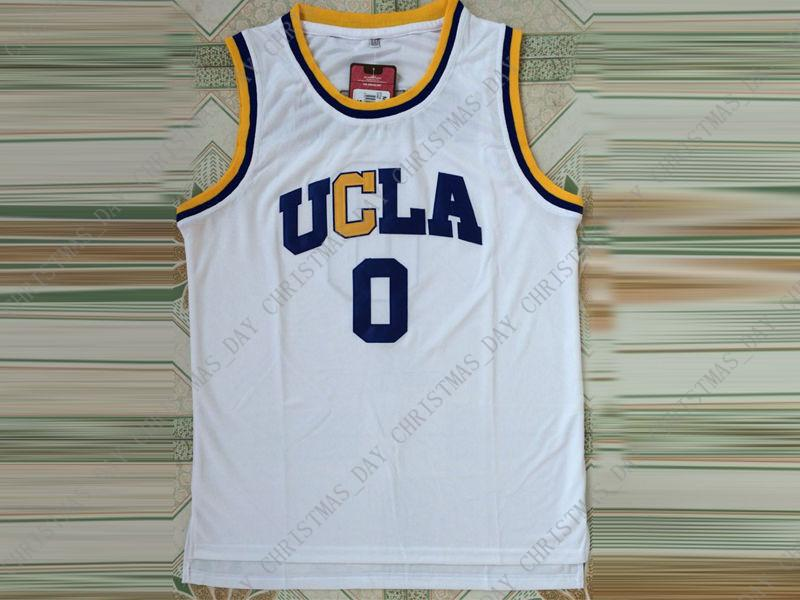 on sale 5be06 c5121 Cheap custom Russell Westbrook #0 NCAA UCLA Retro Sewn Stitched Basketball  Jersey stitched Customize any number name MEN WOMEN YOUTH XS-5XL