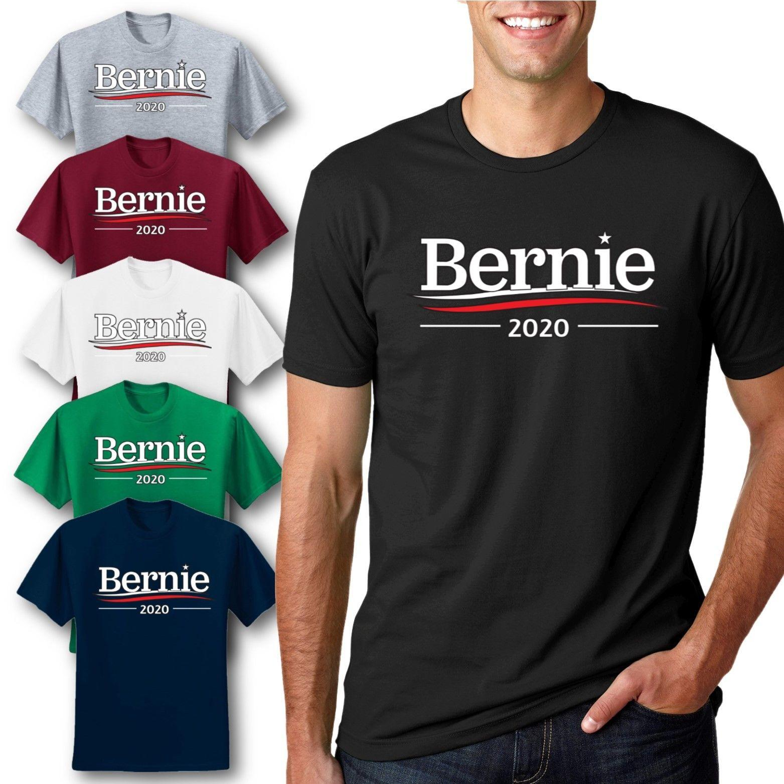 d01093f99 Bernie 2020 Official Campaign T Shirt Graphic US Election Politics Voting  TeeFunny Unisex Casual Tshirt Top T Shart Fun Shirts From Pepitaprint, ...