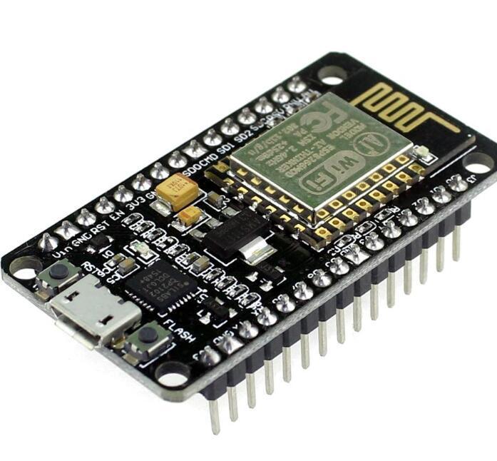 -New Wireless Module NodeMcu Lua WIFI Internet of Things Development Board  Based ESP8266 with Pcb Antenna and USB Port Node MCU