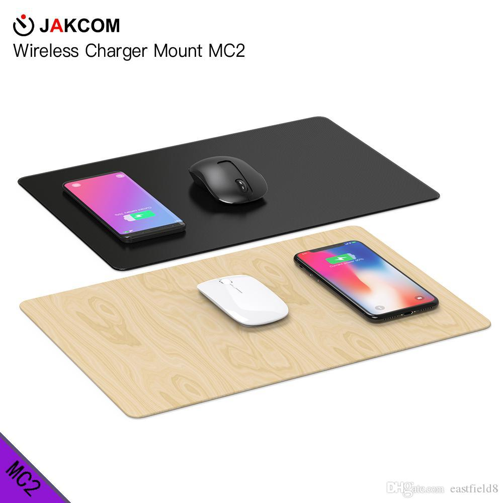 JAKCOM MC2 Wireless Mouse Pad Charger Hot Sale in Mouse Pads Wrist Rests as tracking iot kids led gaming gold metal detector